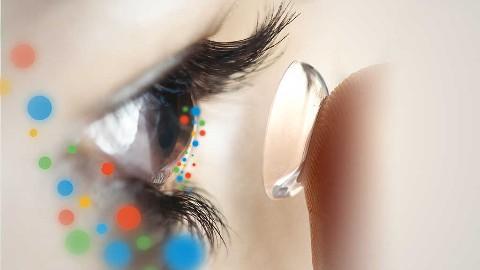角膜接触镜学