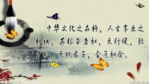 中华文化(哲学篇\历史篇\文学篇)