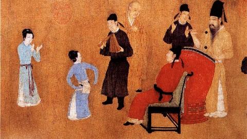 中国传统器乐